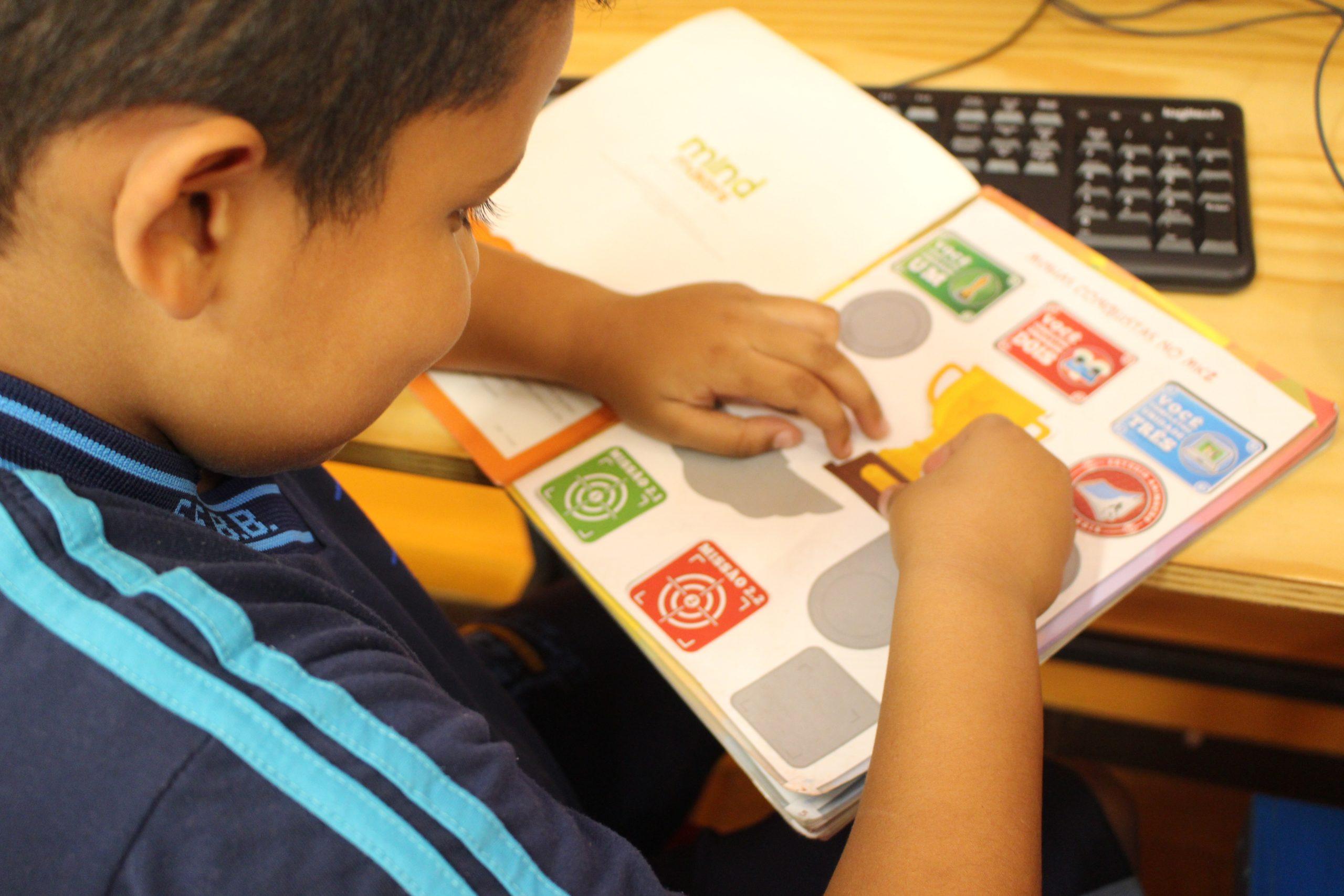 protagonismo do aluno na educação infantil